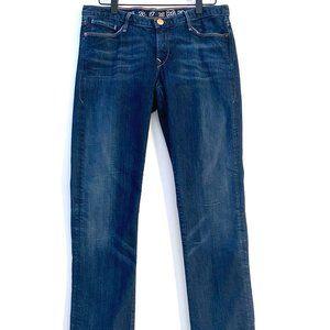 Earnest Sewn Harlan #18 Cigarette Leg Skinny Jeans